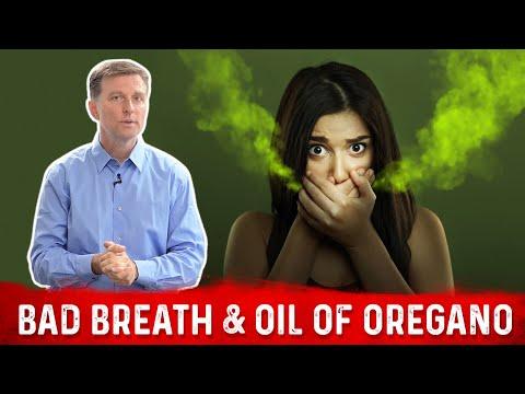 Bad Breath & Oil of Oregano