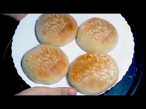 Chicken Buns - Stuffed Buns Recipe