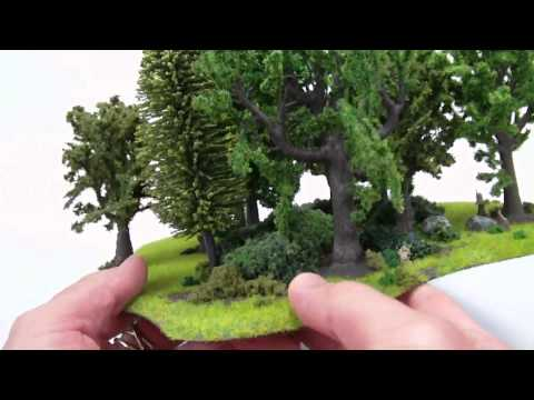 TerranScapes - Noch Forests Finished - LOTR Terrain