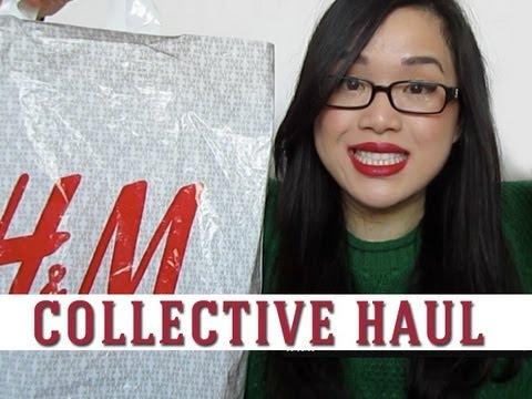 Collective Haul (H&M, Primark, Superdrug, Skincare)