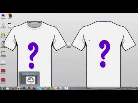 How to Design A T-shirt by Own for Successful Campaign Part-1 (Bangla Tutorial)