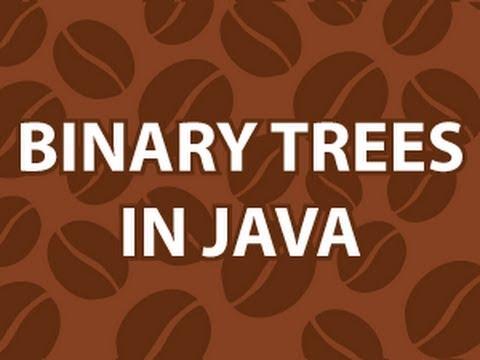 Java Binary Search Tree