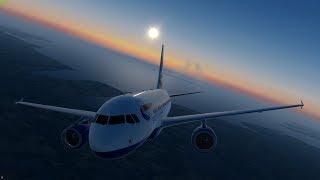 P3D v4 2] Full Flight | London Gatwick to Palma De Mallorca (EGKK
