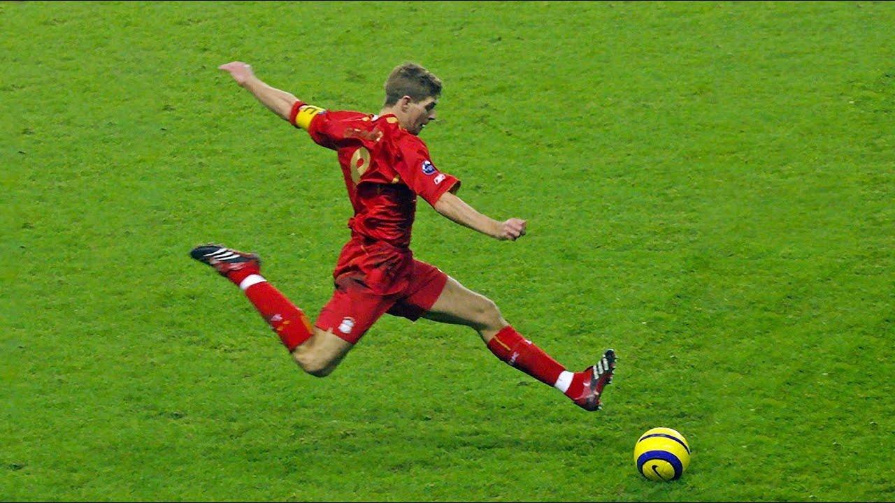10 Minutes of Gerrard Miraculous Passes