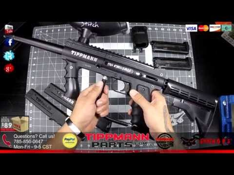 TIPX PISTOL ATTACHMENTS AND UPGRADES (Killhouse silencer) - Best