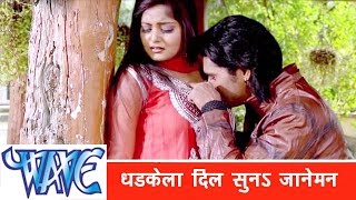 धड़केला दिल  Dhadkela Dil - Dildar Sanwariya - Bhojpuri Hot Songs 2015 HD
