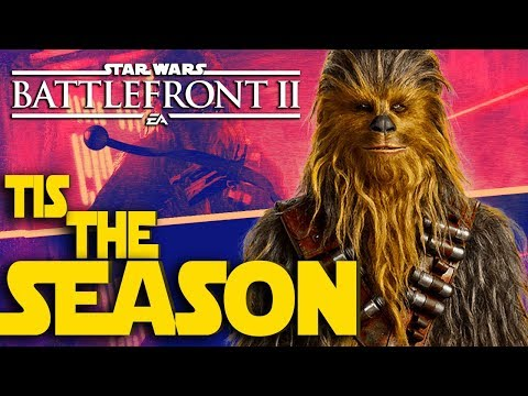 Clone Wars or Solo who knows?! Star Wars Battlefront II Live Stream