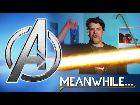 Where to start with Avengers comics | Meanwhile...