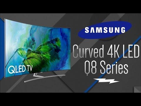 First Look: Samsung QN65Q8C 4K QLED Q8C