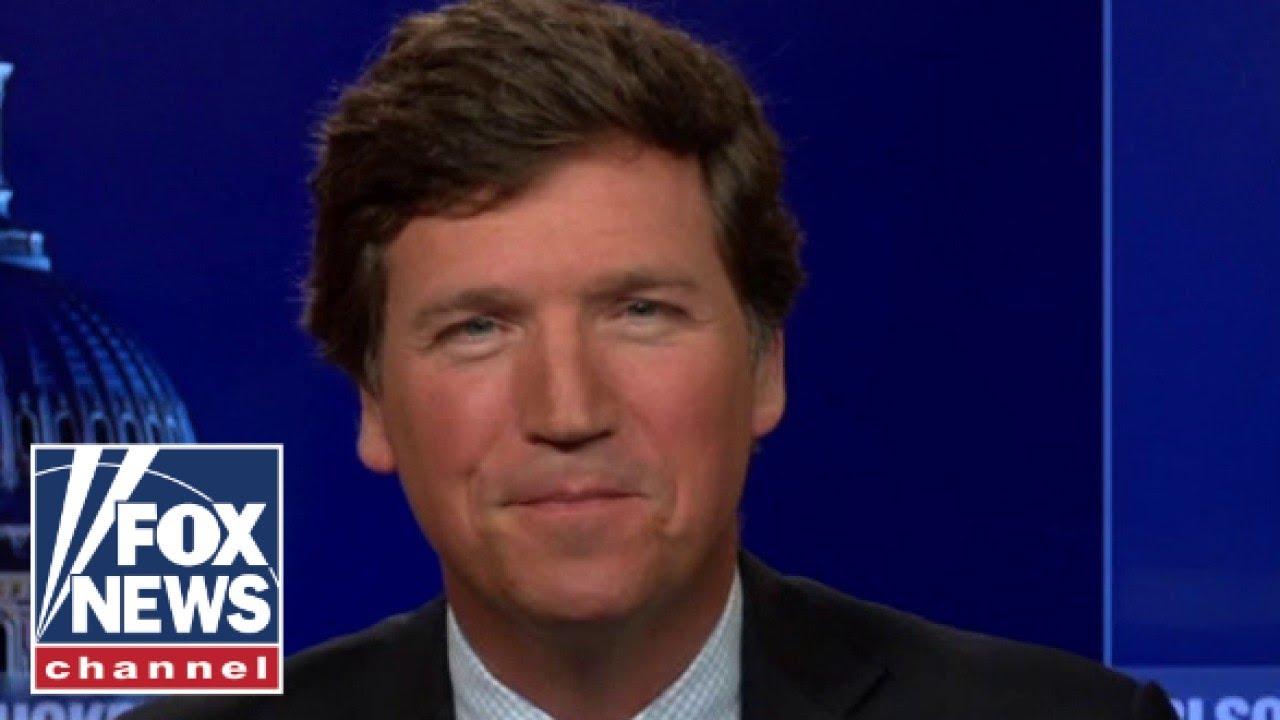 Tucker reacts to Biden's latest 'insane' claim