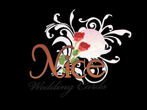 Nice Wedding Cards: Website Map