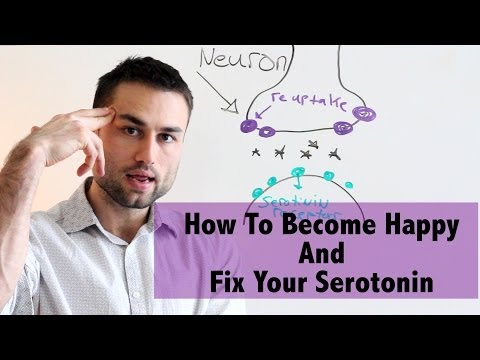 How To Balance Serotonin Naturally And Become Happy