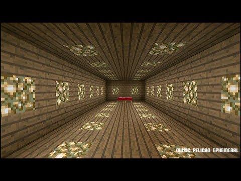 Hidden lights. Floor, wall, and ceiling. Easy Block swap tutorial Minecraft Xbox 360