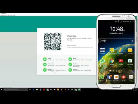 WhatsApp App For PC - Use WhatsApp On PC Without Emulator - Windows 8 And Higher
