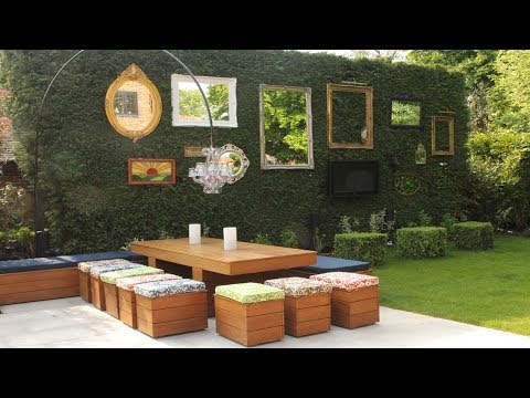 Awesome Eclectic Outdoor Design Ideas & Decoration
