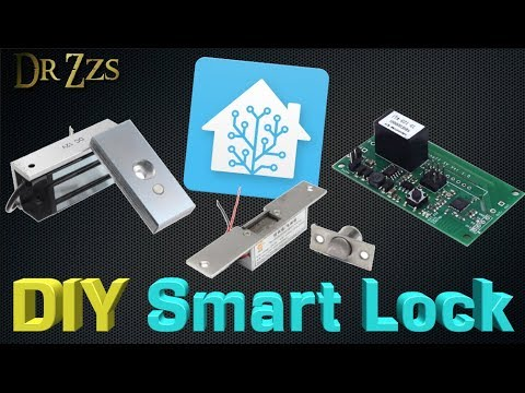 DIY Alarm using Home Assistant, Konnected, and Sonoff RF Bridge