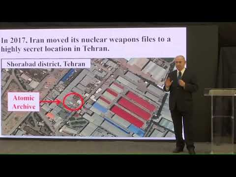 Netanyahu Says Iran Lied About Nuclear Ambitions