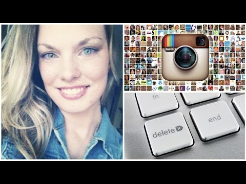 Why I Deleted My Instagram Account ♡ CVG Vlogs