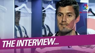 The interview: Martin Mantovani, CD Leganes player