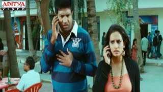 Vennela Kishore Phone Comedy Scene In Vijay Meri Hai Hindi Movie