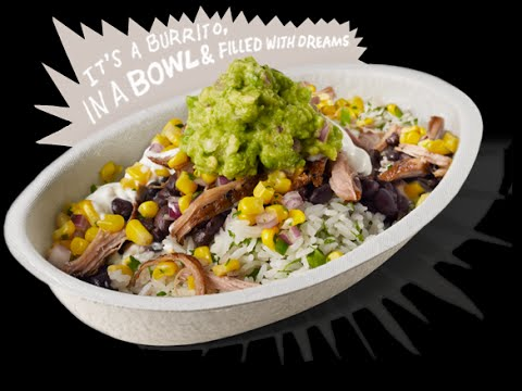 How to Make Your Own Chicken Chipotle Bowl w/ Guacamole!