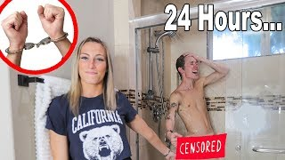 Handcuffed To Complete Stranger For 24 Hours (bad idea)