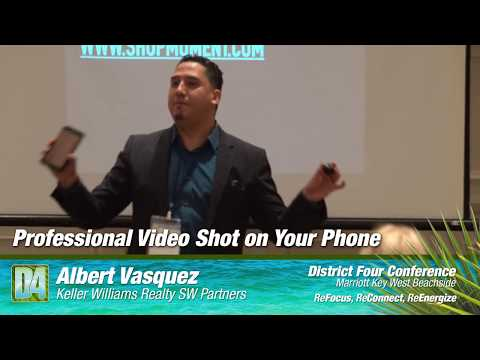 Professional Video Shot on Your Phone