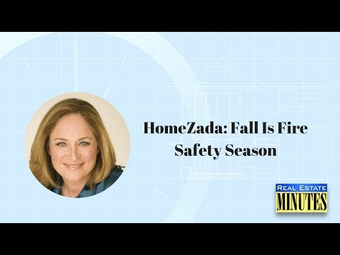 HomeZada: Fall Is Fire Safety Season
