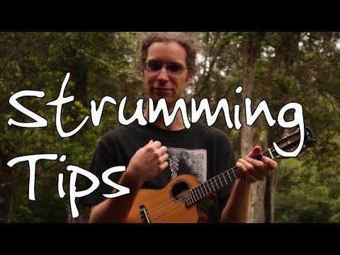 'Ukulele Strumming Tips