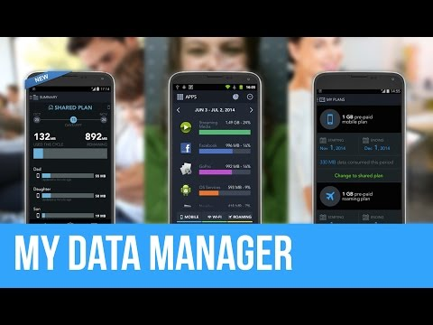 My Data Manager for Android - Take control of data your Android is using