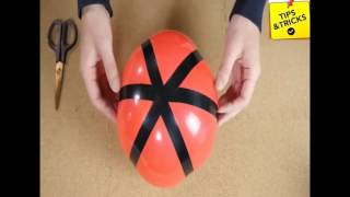 Download How to Make Awesome Tricks With Balloons - Life Hacks Video