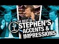 QI Best Of Stephens Accents Impressions