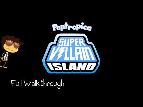 Poptropica: Super Villain Island FULL Walkthrough