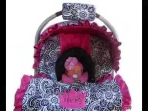 How To change Baby Car Seat Covers