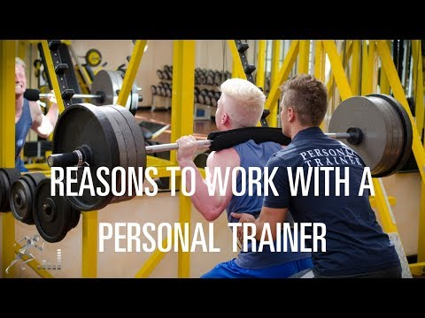 5 reasons you should work with a personal trainer