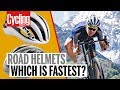 Which Road Helmet Is Fastest? | Cycling Weekly