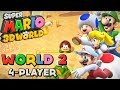 Super Mario 3d World World 2 4 Player