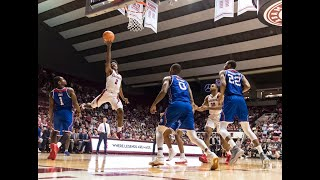 Avery Johnson, Dazon Ingram and Donta Hall talk about the Tide