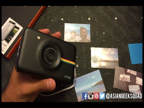 How to REFILL your #Polaroid Snap with Film