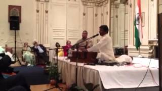 Eid Milap At Indian Consulate New York