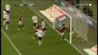 Milan - Cagliari 4-3