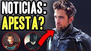 Es una PORQUERÍA el nuevo Batman!? FILTRAN noticias de la fase 4 brutales y más