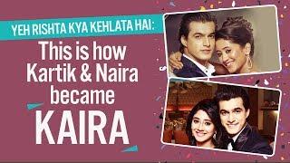 Yeh Rishta Kya Kehlata Hai stars Kartik and Naira's Love Story | Pinkvilla | YRKKH