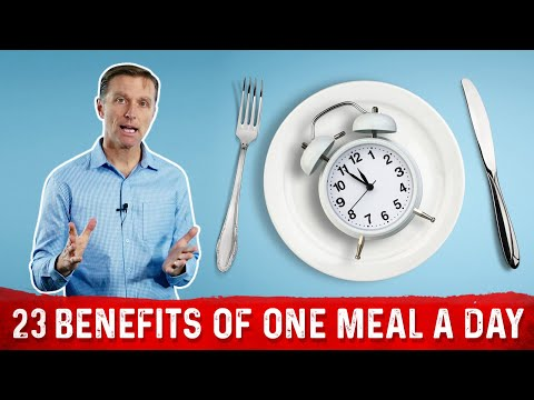 23 Benefits of OMAD (One Meal a Day) Intermittent Fasting