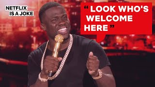 When Dad Comes to Visit Kevin Hart's House
