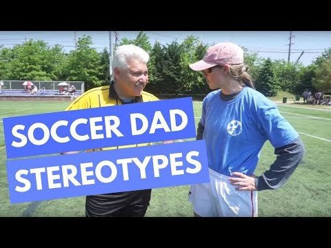 Sports Dad Stereotypes