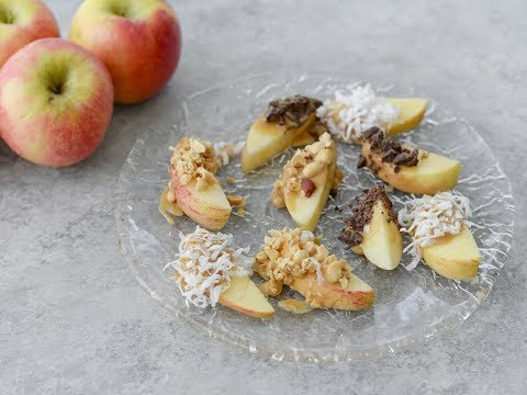 The Everyday Chef: Halloween Caramel Apple Dippers