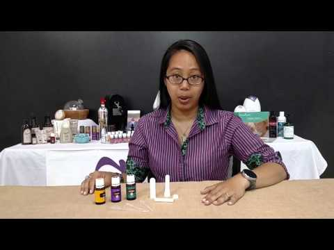 DIY : Nasal Inhaler with Young Living Essential Oils