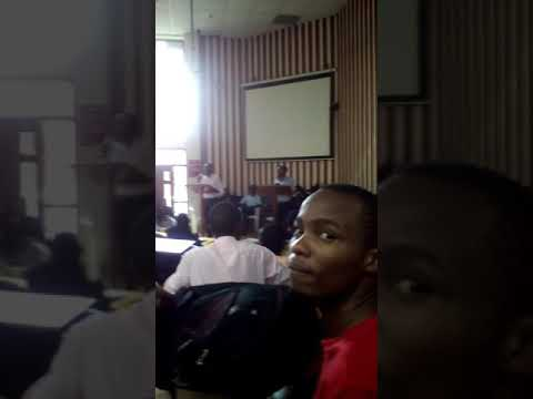 KIMATHI UNIVERSITY harsh students representative aspirants debate