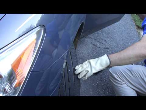 How To Plug A Car Tire At Home Its EASY!